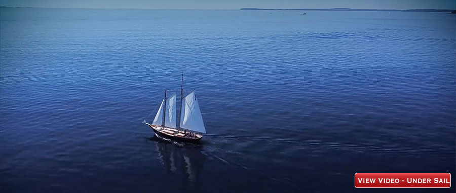 Watch video of Schooner Lazy Jack II